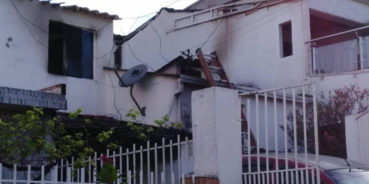 Cinco miembros de la misma familia mueren en incendio causado por celular