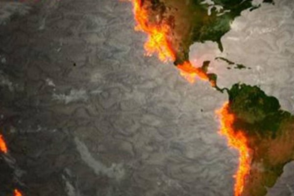 """Expertos chilenos analizan actividad sísmica en el """"Círculo de fuego del Pacífico"""""""