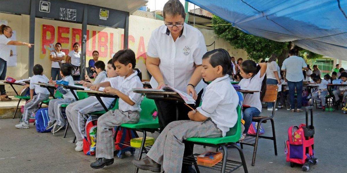 SNTE y CNTE participarán en foros para establecer plan educativo