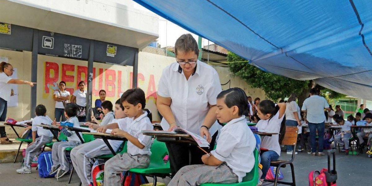 Calidad de la educación no debe ser politizada