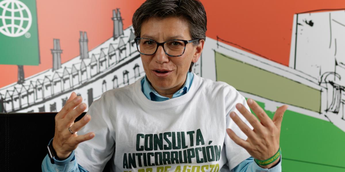 Claudia López denuncia que la Registraduría violó la ley dos veces