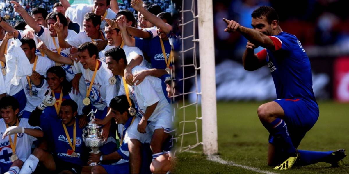La última vez que Cruz Azul fue campeón, perdió el invicto en la jornada 13