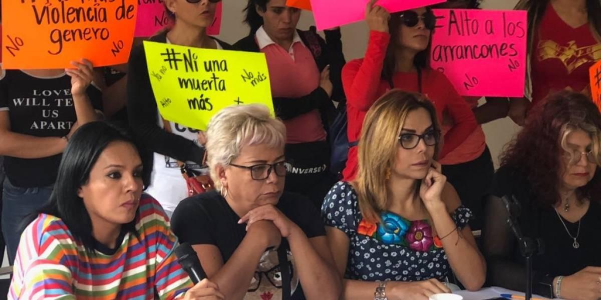 #NiUnaMuertaMás exigen alto a violencia a comunidad trans en CDMX