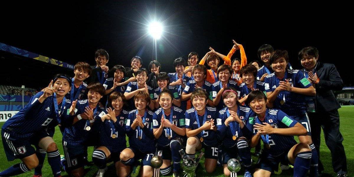 Japón se corona en la Copa del Mundo femenil sub-20