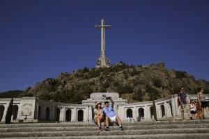 El Valle de los Caídos, en España