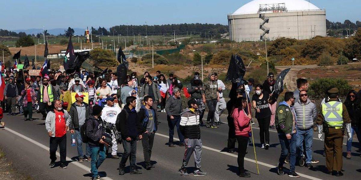 Insólito: Gobierno culpa al propio Estado de Chile por nube tóxica de Quintero