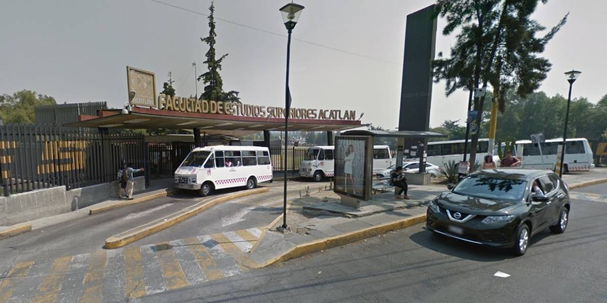 Detienen a presunto violador de estudiante de la FES Acatlán