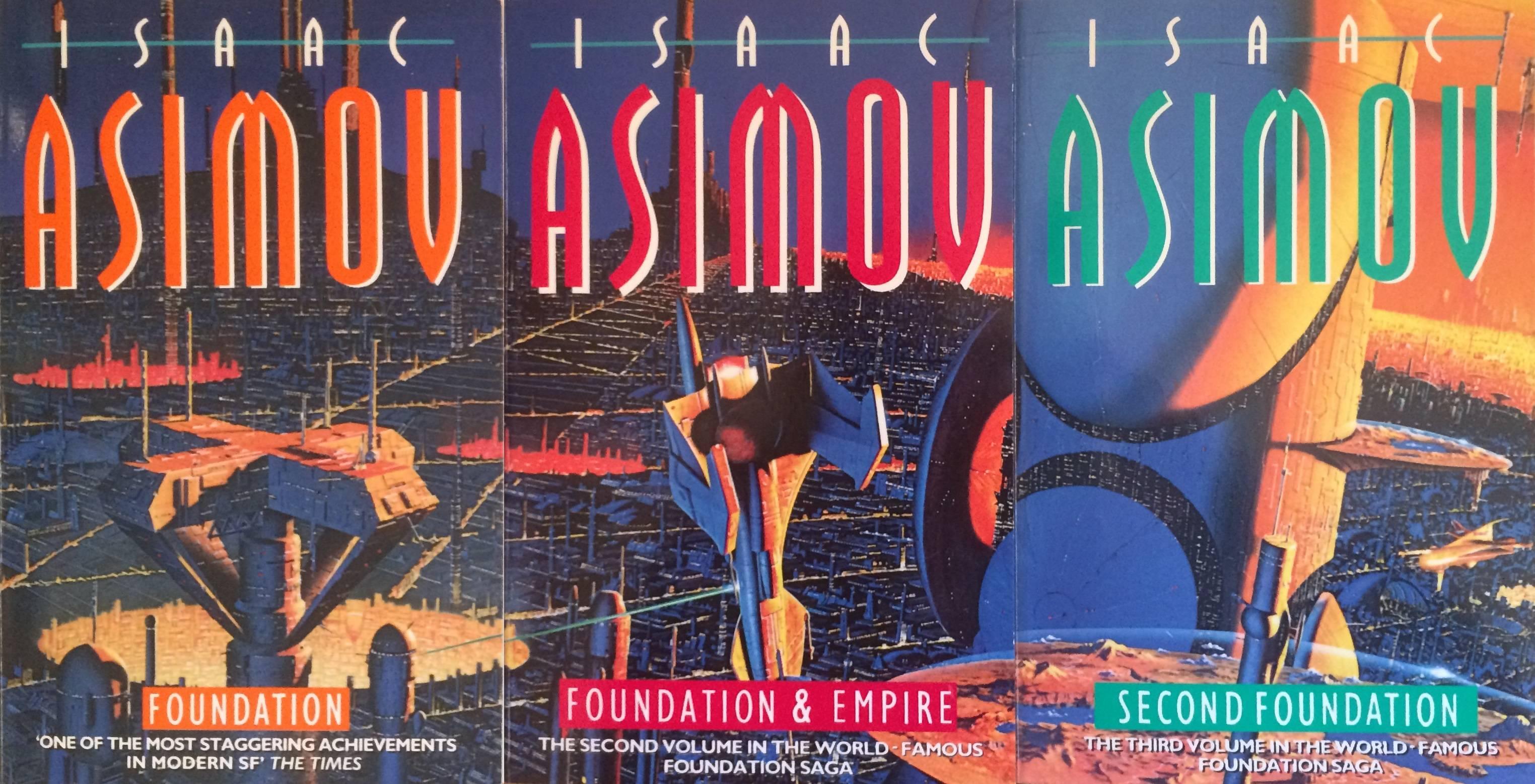 Apple da luz verde a la adaptación de la 'Fundación' de Asimov
