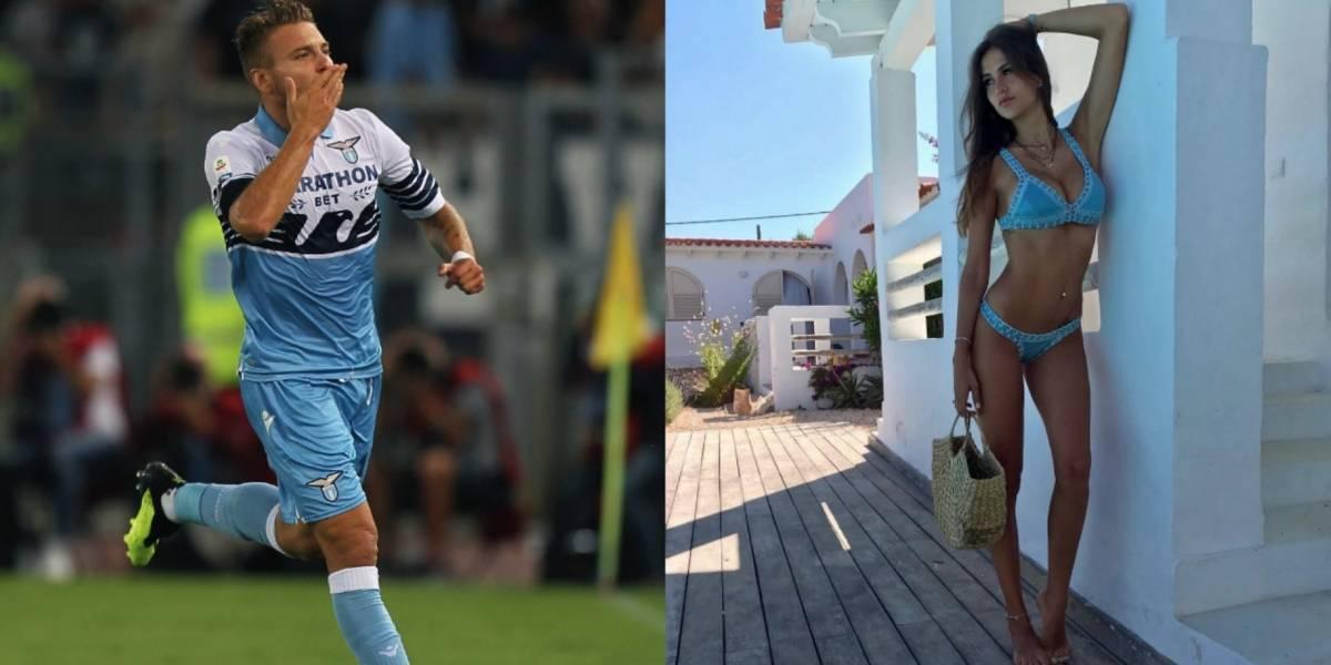 Futbolista Ciro Immobile cambia a su novia por famoso videojuego