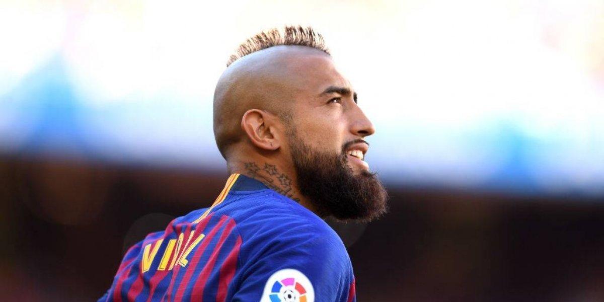 Arturo Vidal a fondo en Barcelona: habló de Bravo, Alexis, Messi y sobre sus escándalos en Chile