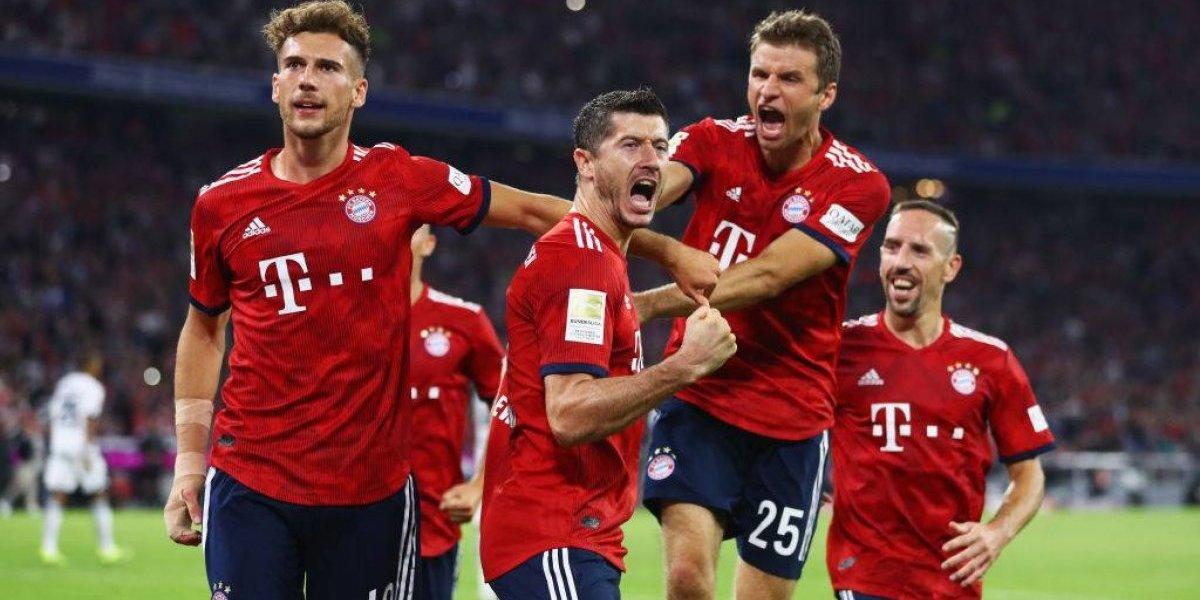 El VAR se robó el protagonismo en el debut triunfal del Bayern Munich en la Bundesliga