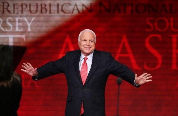 McCain se graduó en la Academia Naval de EU convirtiéndose en aviador naval. Foto: Getty Images