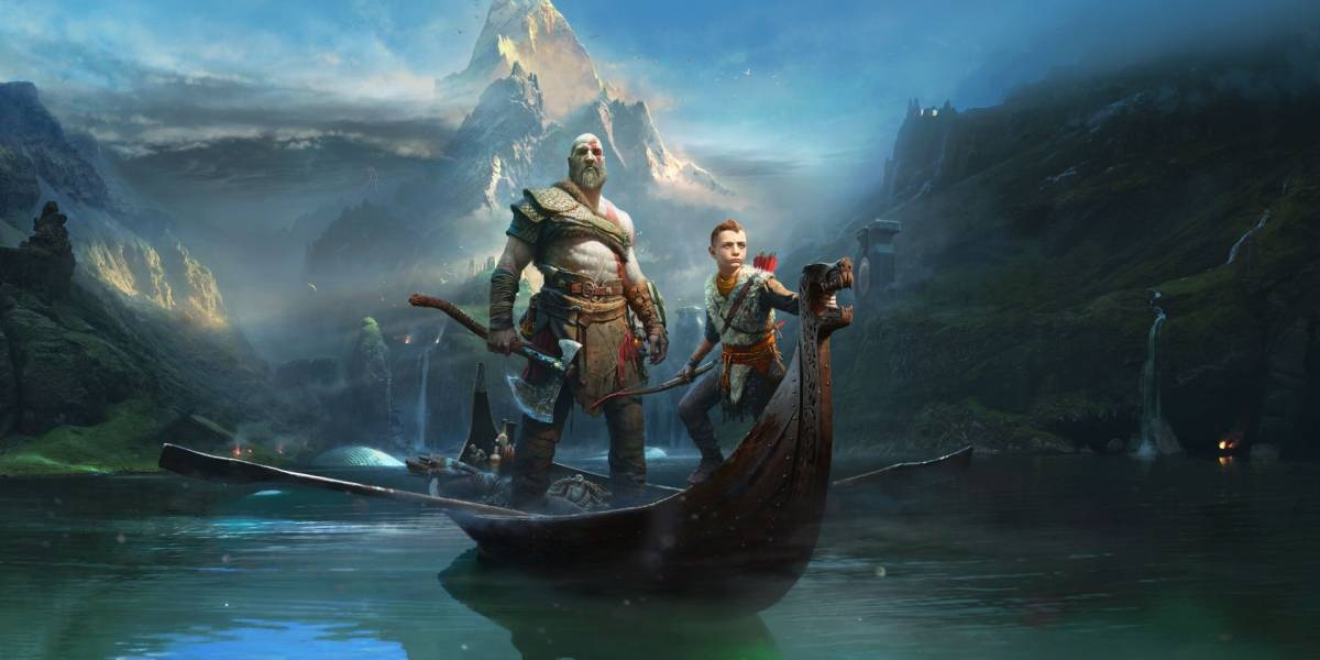 La novela de God of War tendrá versión en audiolibro con la narración de Mimir