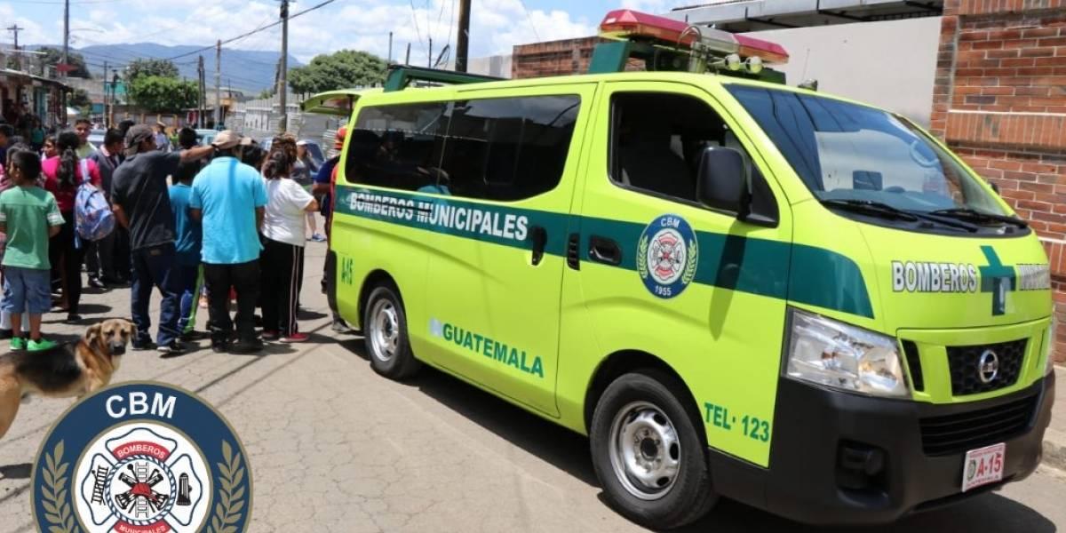 Atienden a más de 70 menores con síntomas de intoxicación en Villa Nueva