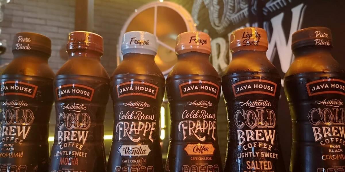 Java House demuestra cómo se hace el auténtico Cold Brew