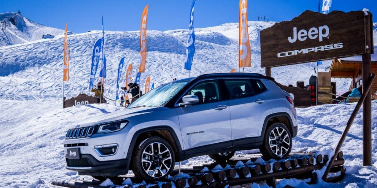 Jeep cierra la temporada invernal en Valle Nevado