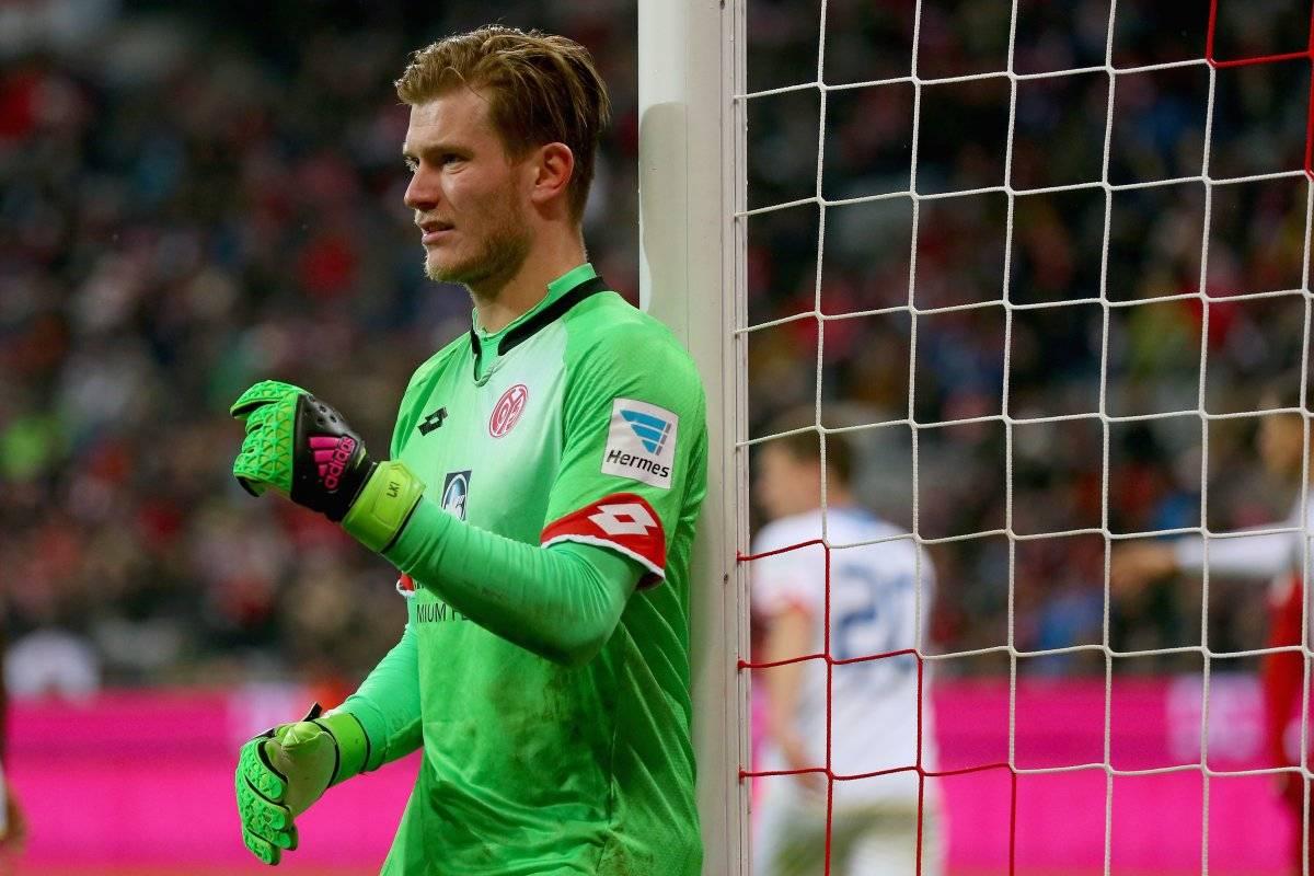Se ganó la titularidad en el Mainz 05 Getty images
