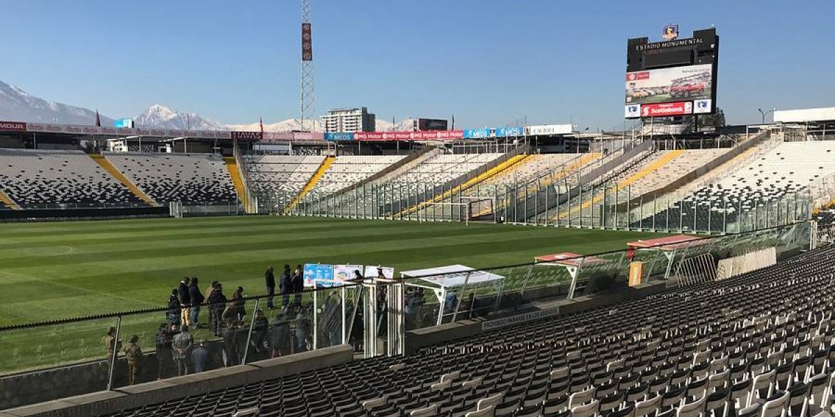 Colo Colo podrá recibir público ante Antofagasta tras apelar a sanción del Tribunal de Disciplina de la ANFP