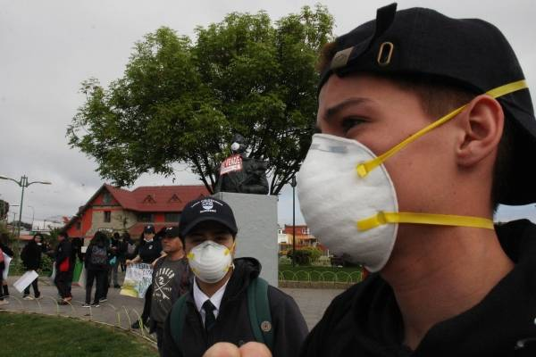 Ministra de Medio Ambiente pidió acabar con las fuentes contaminantes