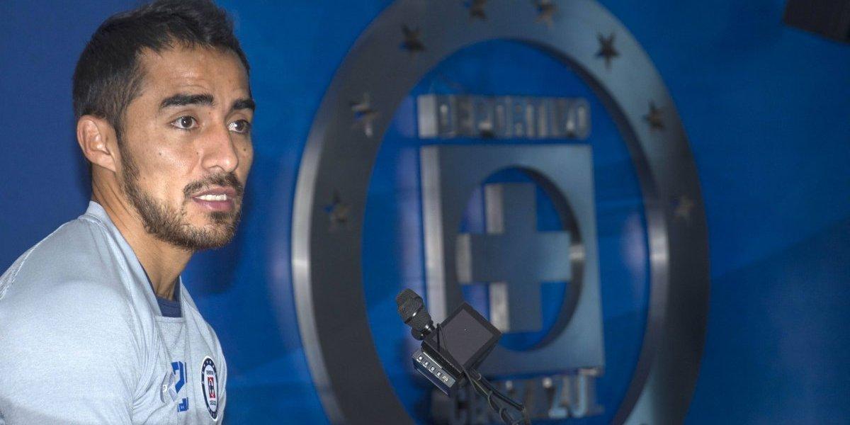 Cruz Azul no tiene miedo a fracasar: Rafael Baca