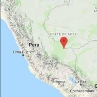 sismo perú