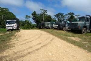 Desalojan a familias instaladas en parque nacional Sierra de Lacandón, Petén