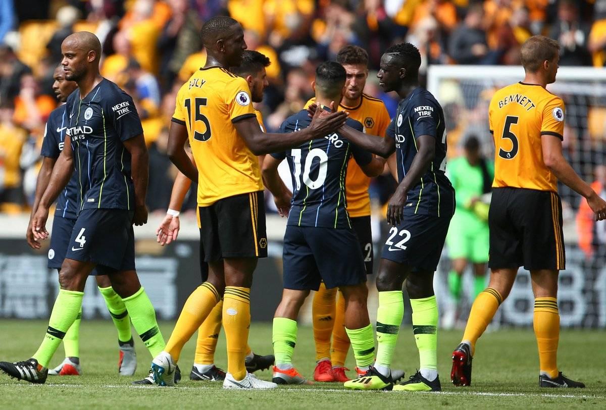 Wolverhampton vs. Manchester City