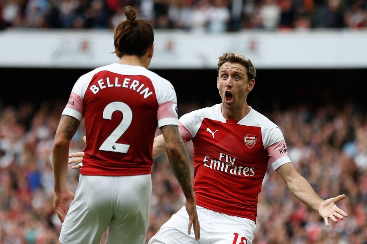 El Arsenal se impuso al West Ham