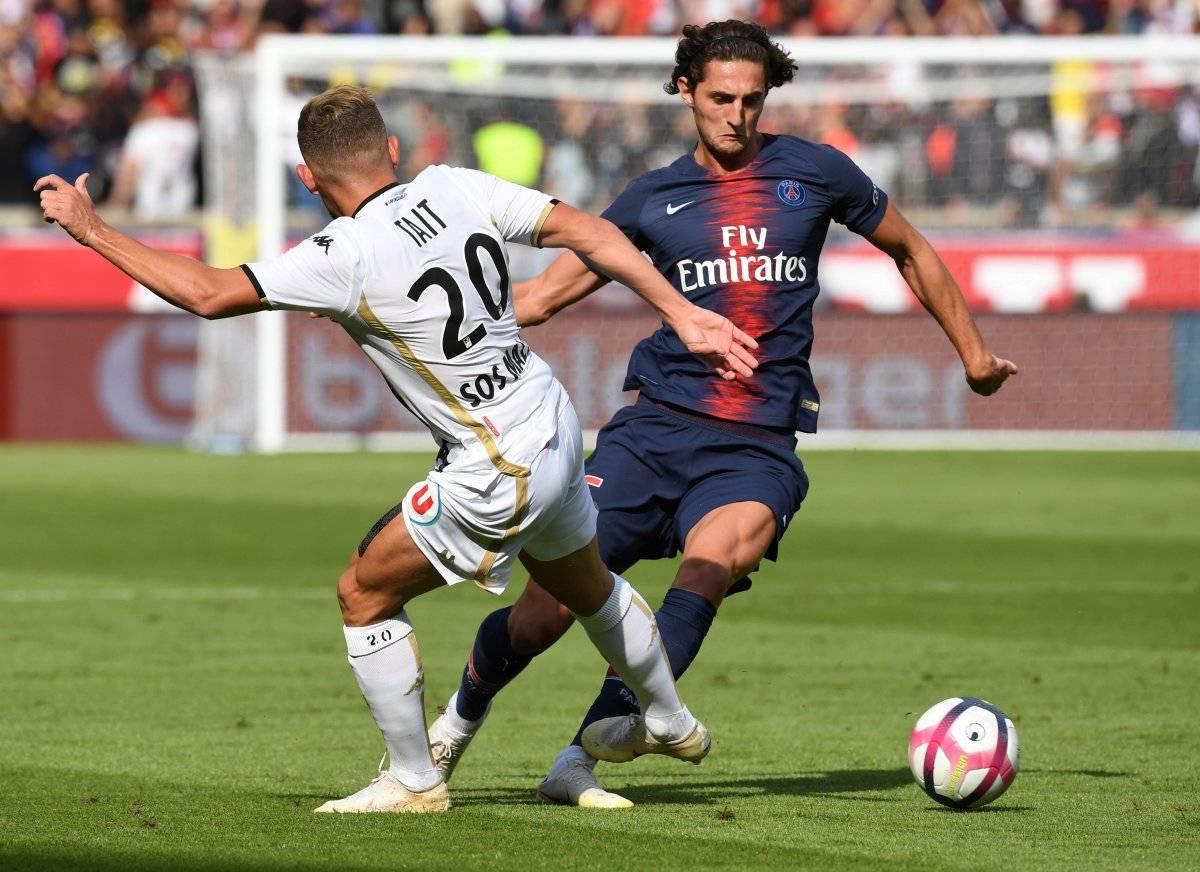 El PSG es el líder de la liga francesa