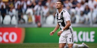 Ronaldo se quedó con ganas de anotar q