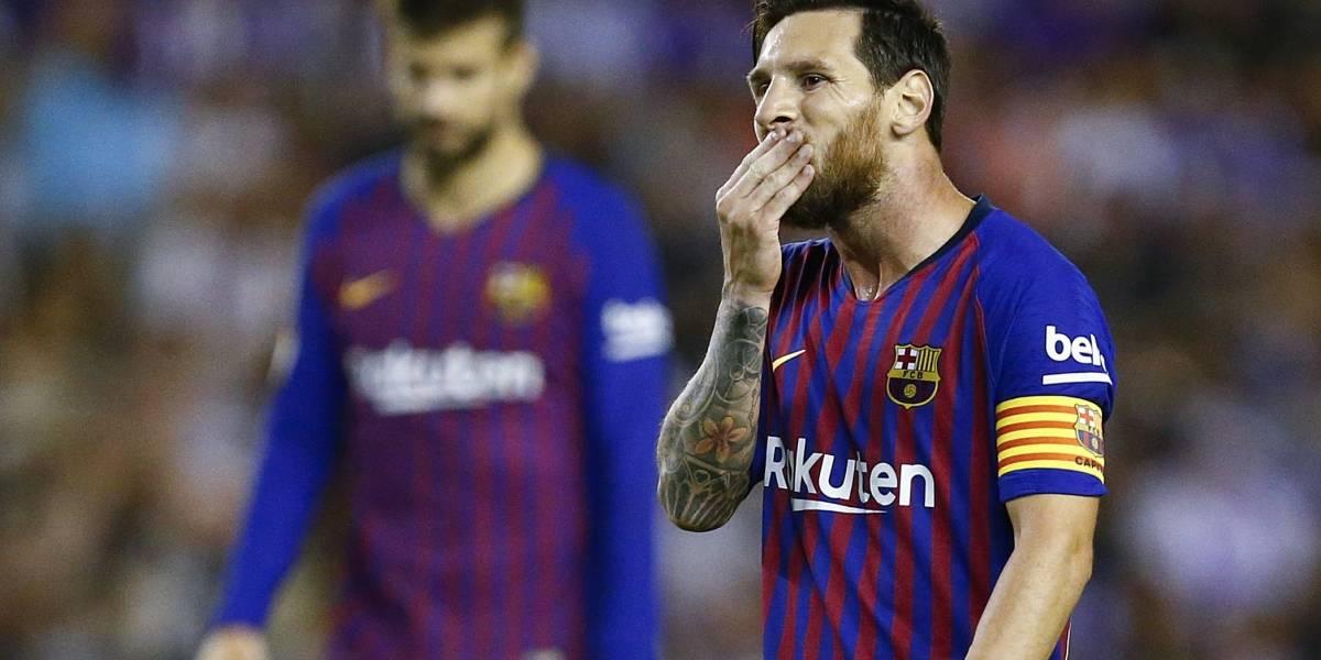 Messi se queda fuera de la lista de finalistas a trofeo FIFA al mejor jugador del año