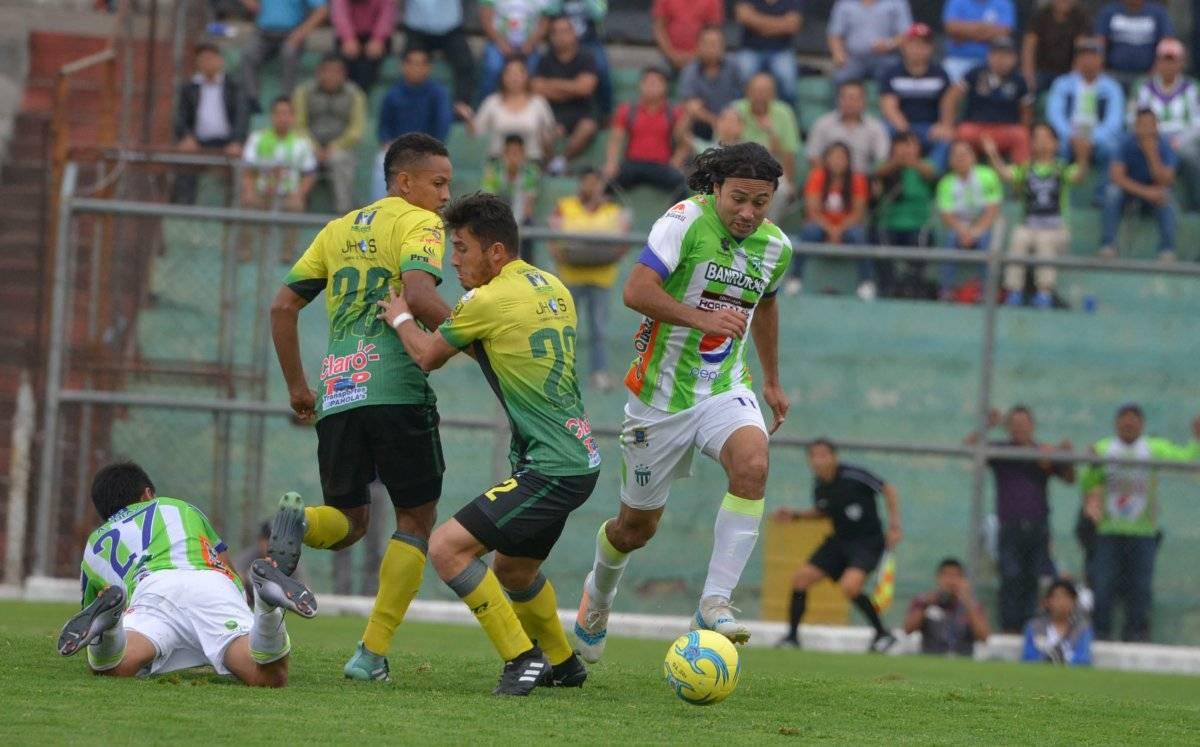 Antigua GFC quiere cobrar venganza de Guastatoya