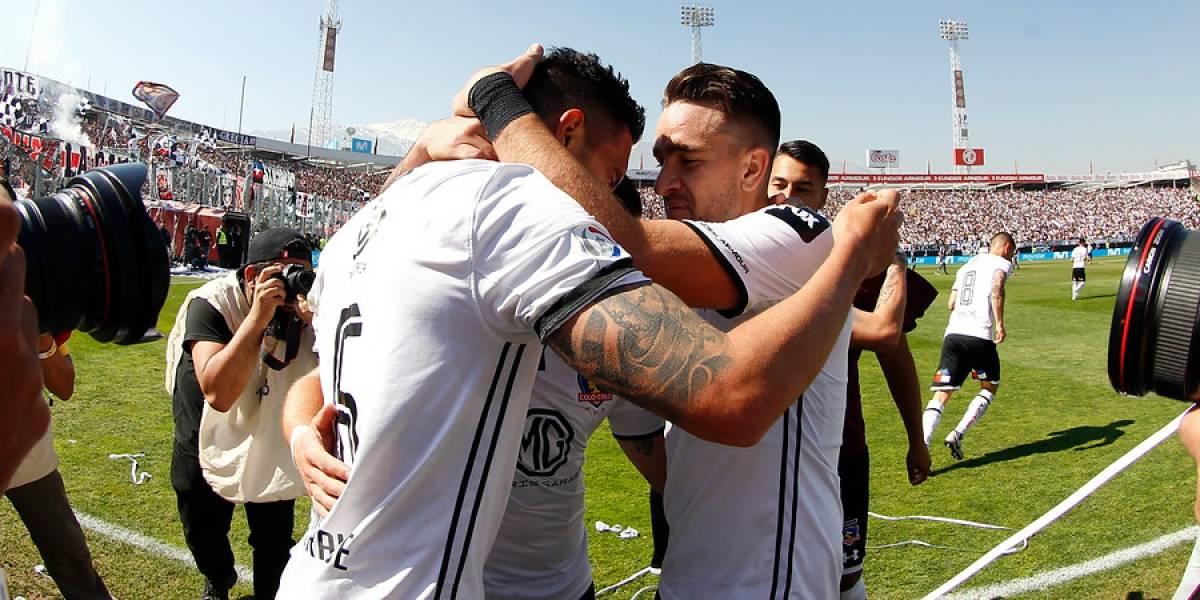 Uno a uno de Colo Colo en el Superclásico: Opazo se tragó la banda, Insaurralde puso el gol y Barroso fue un líder