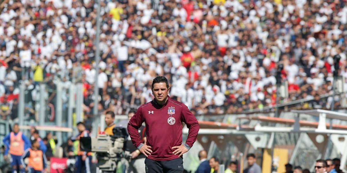 """Tapia alaba a sus jugadores: """"Este plantel tiene mucha jerarquía, sabíamos que el gol iba a llegar"""""""