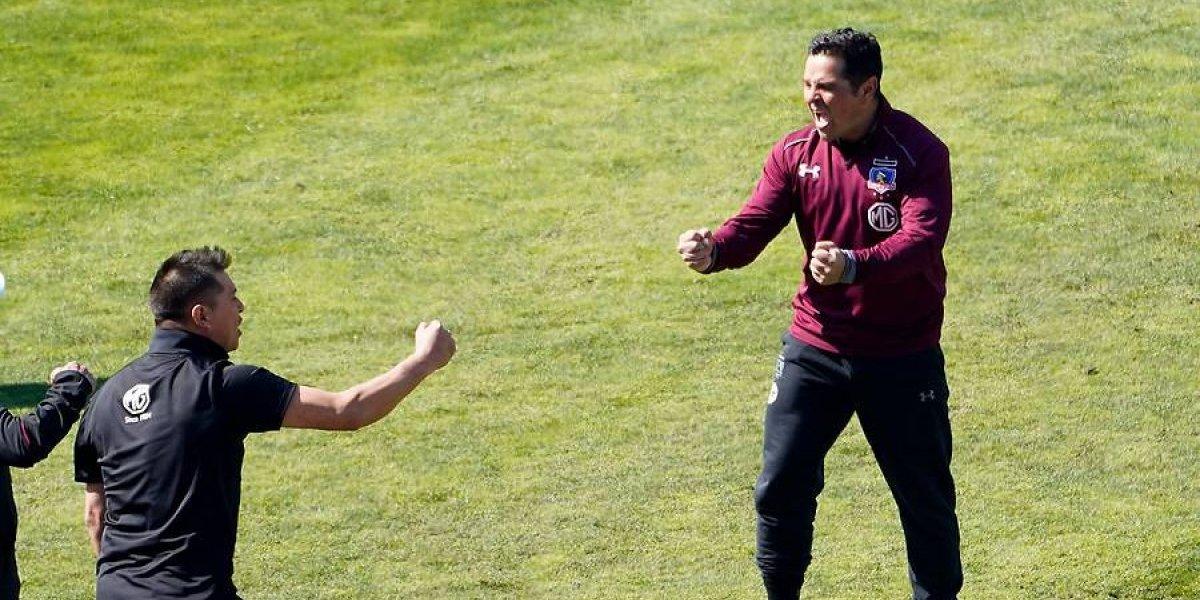 Tito Tapia, un DT experto en Superclásicos: ganó los cinco que disputó con Colo Colo