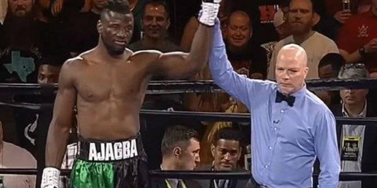 VIDEO: Boxeador gana pelea sin tirar un solo golpe