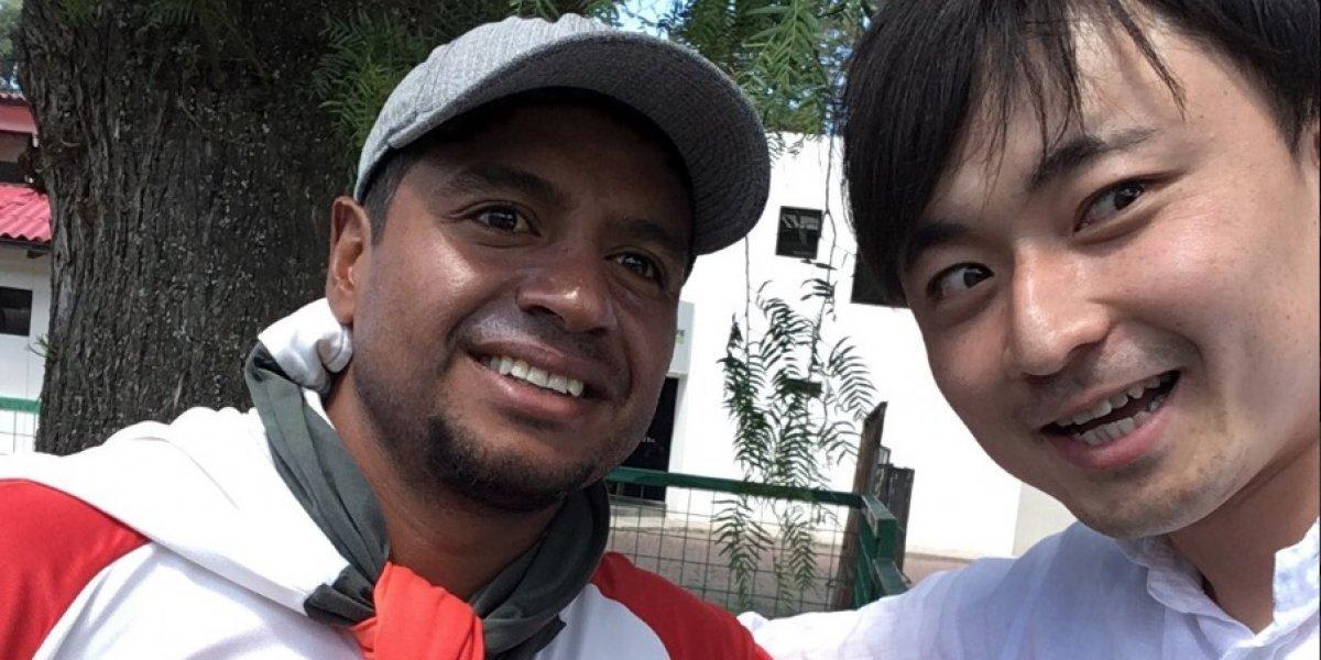Yusuke Iwata, el hincha de Liga de Quito, regresa a su país