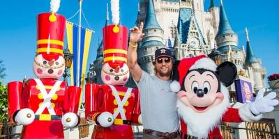 Celebridades en Disney World