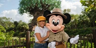 Celebridades en Disney World