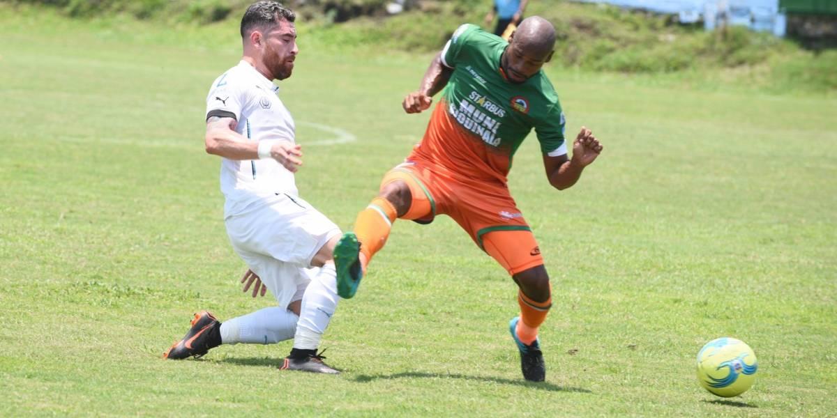 El telón de la quinta jornada del Torneo Apertura se levanta en Siquinalá
