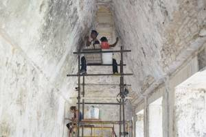 Máscara del rey Pakal y otros descubrimientos en Palenque