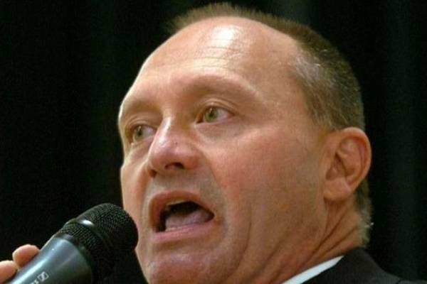 Kevin Wallin, conocido como Monseñor Meth