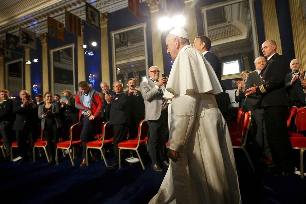Irlanda es un país tradicionalmente católico, pero ha perdiendo influencia tras los escándalos de abusos Foto: AP