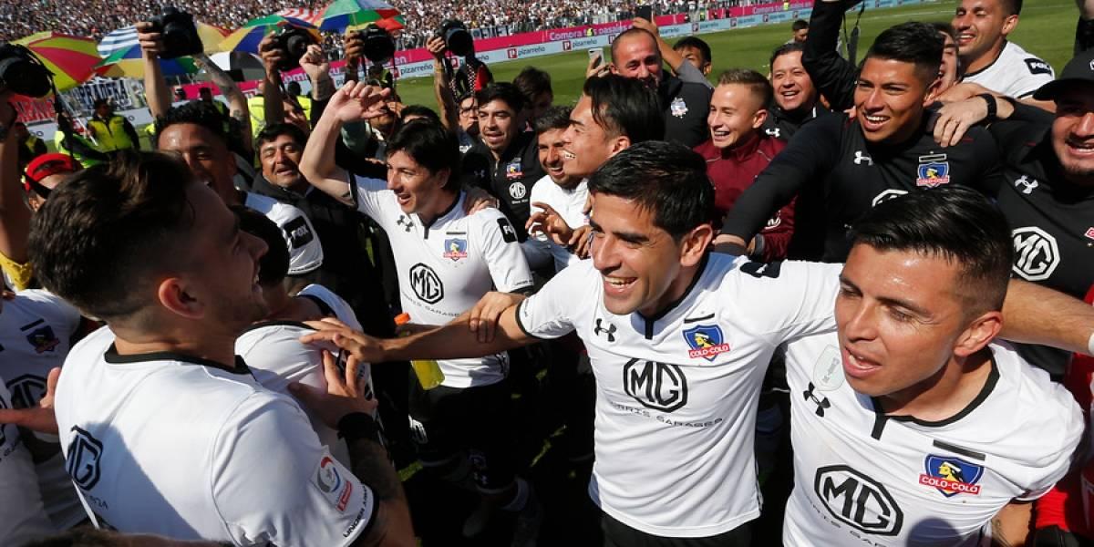 Colo Colo-U. de Chile: el clásico más desigual del mundo