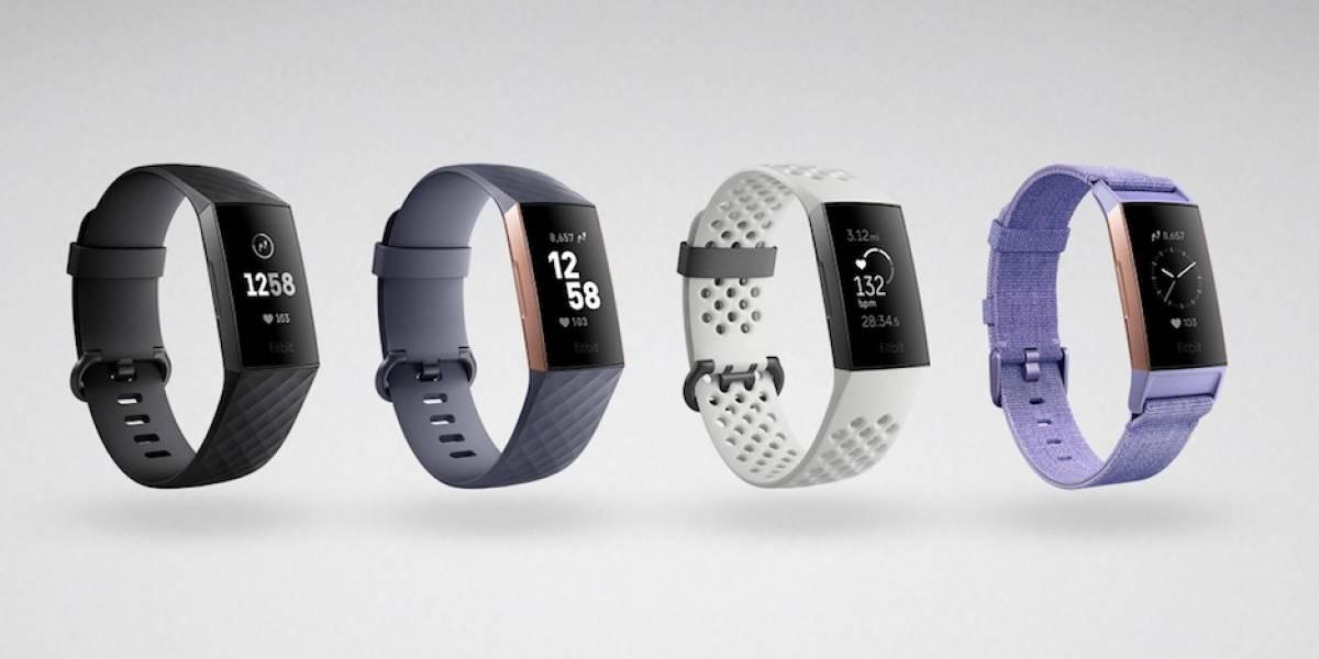 Fitbit anuncia su pulsera más avanzada hasta ahora, la Fitbit Charge 3