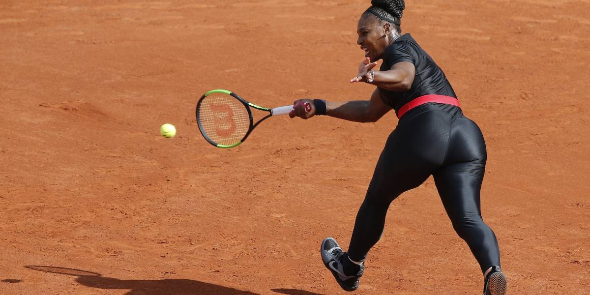 Roland Garros pone un alto a Serena Williams por su vestimenta