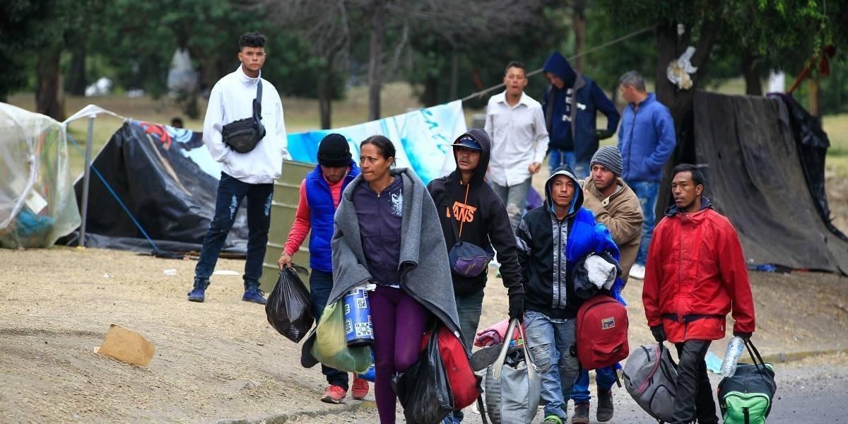 Baja flujo de venezolanos que llega a Perú tras obligación de tener pasaporte
