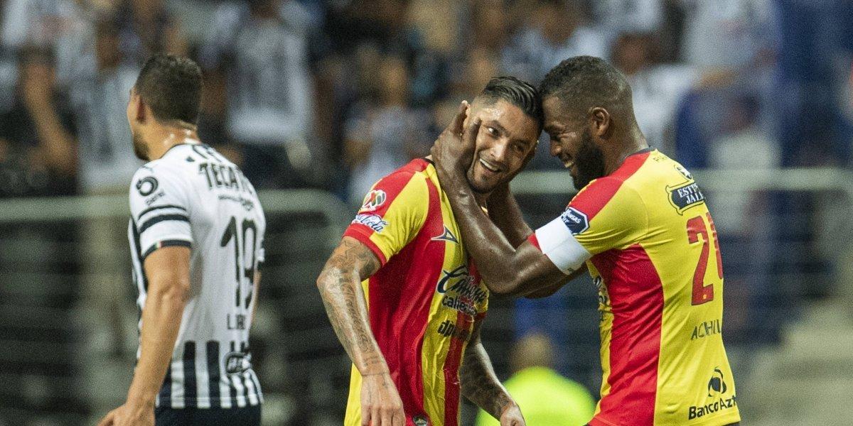 Monarcas saca un empate con sabor a victoria ante Monterrey