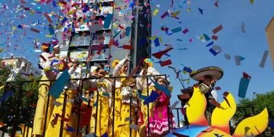 Desfiles con mariachis