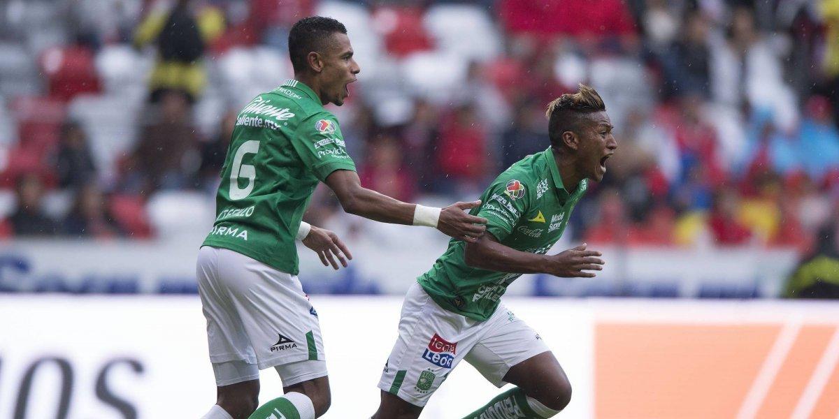 León le quita el invicto al Toluca en casa